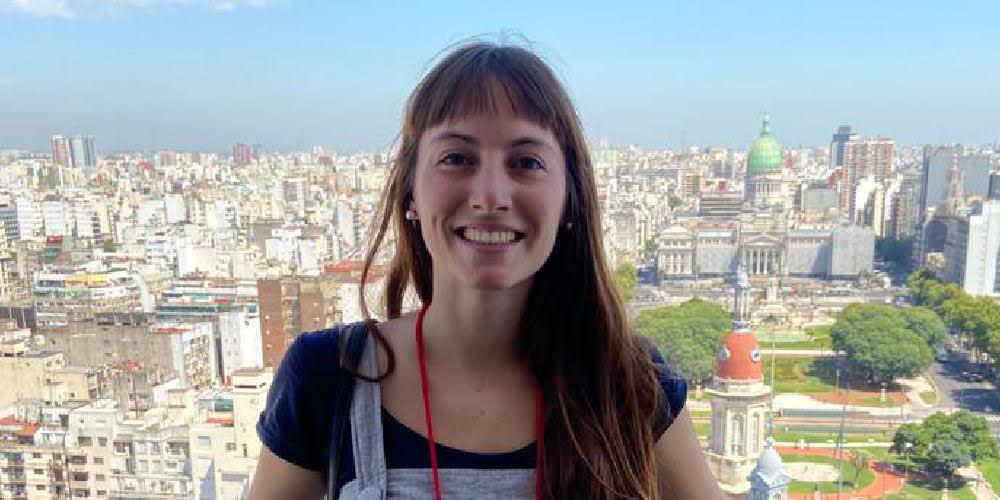 Jessica Cohen, Profesora y Licenciada en Lengua Inglesa