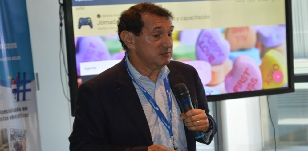 Gilberto Pinzón, CEO Edu1st