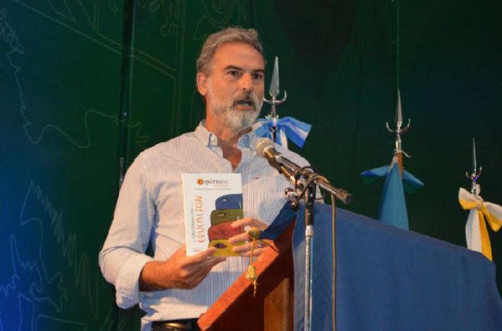 Marcelo Rivera, director de Revista Colegio