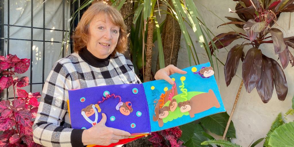 Grace Bertolini, creadora y Directora de Educar para el Bienestar.